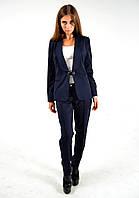 Строгий женский костюм для офиса «Молли»