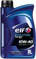 Моторное масло полусинтетика Elf(эльф) Evolution 700 STI 10W-40 1л