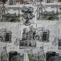 Декор ретро фото серый