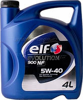 Масло моторное синтетика Elf(эльф) Evolution 900 NF 5W-40 4л.