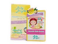 Крем с экстрактом сои - элексир красоты и молодости. Baby Bright Smooth Tofu Cream
