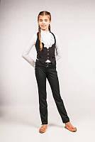 Школьные брюки для девочки (р.28-42)