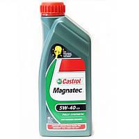 "Синтетическое моторное масло ""Castrol"" Magnatec 5W-40 A3/B4 (1L)"