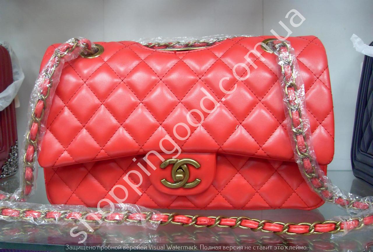 Сумка , Клатч Шанель Chanel классика в цвете шанель