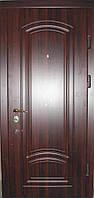 Входная дверь модель П5-351 темный орех мот