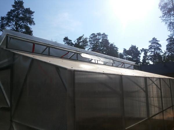 Теплицы миттлайдера -5 шириной 5 метров