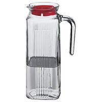Кувшин  стеклянный   Frigo с кр,1,0 л (1шт )