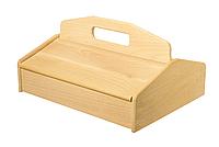 Коробка для средств по уходу за обувью