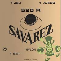 Струны для классической гитары Savarez 520F