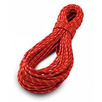 Капроновая веревка статика для альпинизма, d 8мм
