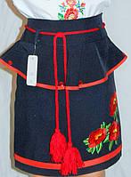 Юбка в украинском стиле для девочки.