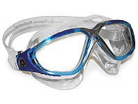 Очки для плавания незапотевающие Aqua Sphere Vista, clear lens aqua blue/silver