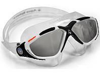 Очки для плавания в открытой воде Aqua Sphere Vista, dark lens black/gray