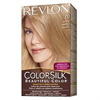 Краска для волос Revlon 70 Средний пепельный блондин (7А)