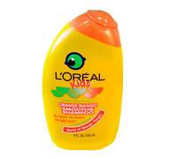 LOreal Kids 2 in 1 Shampoo, Extra Gentle, Burst of Orange-Mango детский шампунь для волос 250 ml