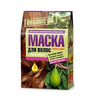 ФИТОкосметик Organic Oil Маска для волос на основе масла Макадамии Быстрое восстановление, 90мл