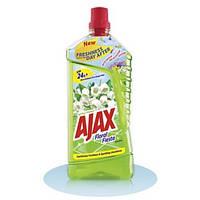 Ajax Весенний букет средство для мытья полов и плитки  (1л.)