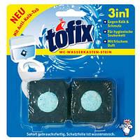 Tofix Таблетки дезодорант для бачка унитаза