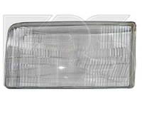 Стекло фары для Volkswagen Transporter T4 '90-03 правое (DEPO)