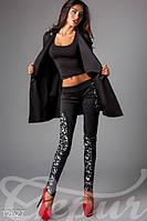 Модные женские облегающие лосины дайвинг