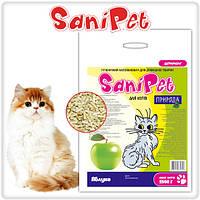 SaniPet Наполнители для котов силикагель3.8л