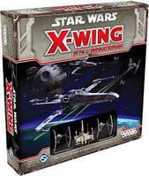 Настольна игра Star Wars X-Wing Базовая игра Карточная игра для всей семьи и компании