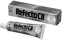 Рефектосил RefectoCil №1.1 Graphite - краска для бровей и ресниц (графит), 15мл рефектоцил