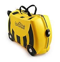 Детские чемоданы на колесах Trunki Bernard
