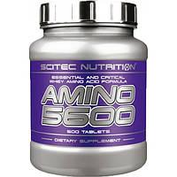 Scitec Nutrition Аминокислоты Scitec Nutrition Amino 5600, 500 таб.