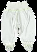 Ползунки для новорожденных Ляля (размер-рост 56, 62)