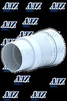 Удлинитель гибкий для унитаза с выпуском 110 мм