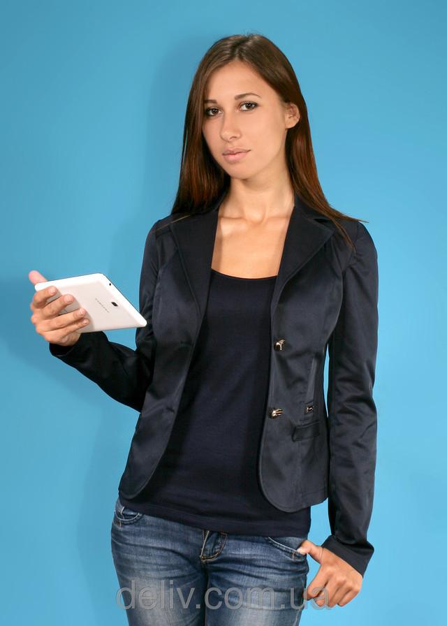 Пиджак женский школьный