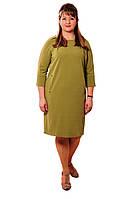 Зеленое платье , платья фото баллон,Пл 170.