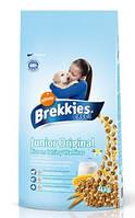 Акция! 2 мешка -17%, по 929 грн каждый! Brekkies Excel Junior 20 кг - корм для щенков с кальцием и витаминами