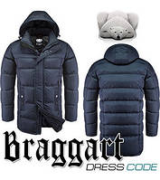Куртку мужскую зимнюю длинную купить 54размера