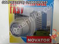 Счетчик газа G4 Novator