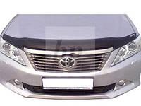 Дефлектор капота (мухобойка) Toyota Camry xv50 (Тойота Камри 50 кузов 2011+)