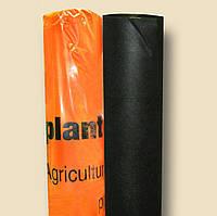 """Агроволокно черное, """"Plant Protex"""", плотность 50г/м.кв. размер: 3,2х100м, Польша"""