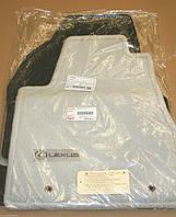 Коврик в салон автомобиля Lexus RX 2003-09 велюровые передние задние новые оригинал