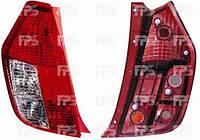 Фонарь задний для Hyundai i10 '07-13 правый (FPS) под 4 лампочки