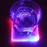 Светодиодная подставка под чашку, стакан или бокал