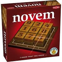 Логическая настольная игра Novem (Новем) для двоих