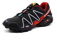 Кроссовки мужские Salomon Speedcross 3, комбинированные, фото 1
