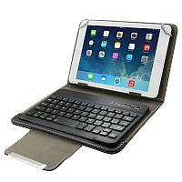 Универсальный  чехол с Bluetooth клавиатурой которую можна снимать , для 10-дюймового планшета