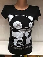 Футболка Панда Террорист