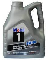 Моторное масло синтетика  MOBIL(мобил)Peak Life 5W-50 4L