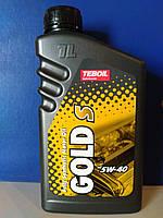 Моторное масло Teboil Gold S 5w-40 (1л.)/синтетика
