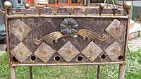 Мангал кованый ручной работы