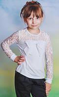 Блузка для школы белая, фото 1