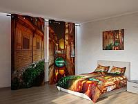 Фотокомплект Деревянные дома Код: ART 4102